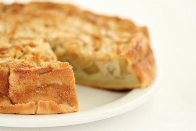 Marie Helene's French Apple Cake/Pie | Pie | Pinterest