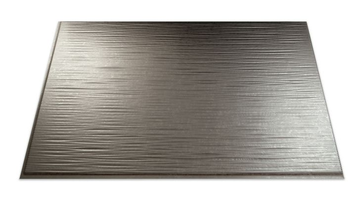 fasade ripple in galvanized steel kitchen backsplash panels are a
