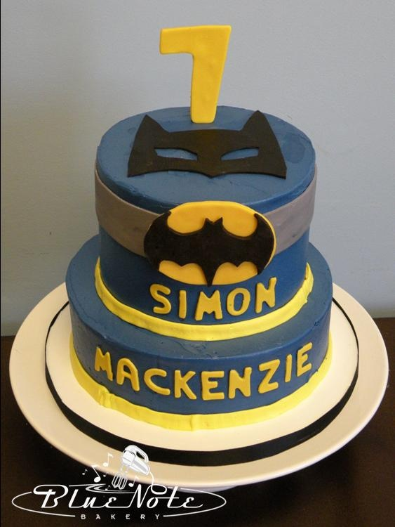 Batman Birthday Cake Party Ideas