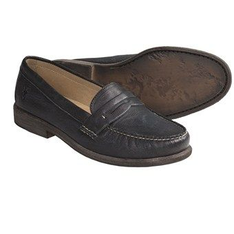 100.00 Frye Otis Penny Loafer Shoes (For Women