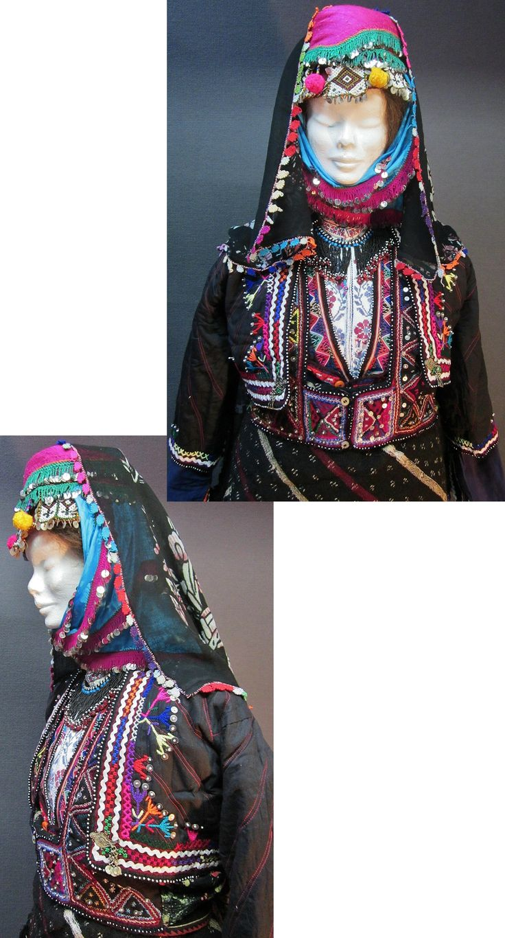 Turkey traditional clothing for women