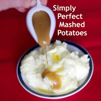 Simply perfect mashed potatoes | Recipes | Pinterest