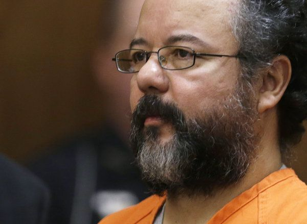 Ohio man who held 3 women captive found dead. A coward to the end.