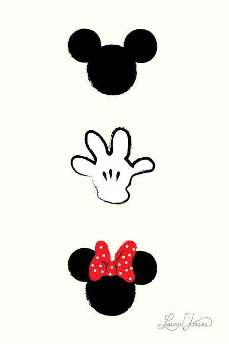 disney icons the ONLY reason I would get this as a tattoo would be to ... Mickey Mouse Love Drawings