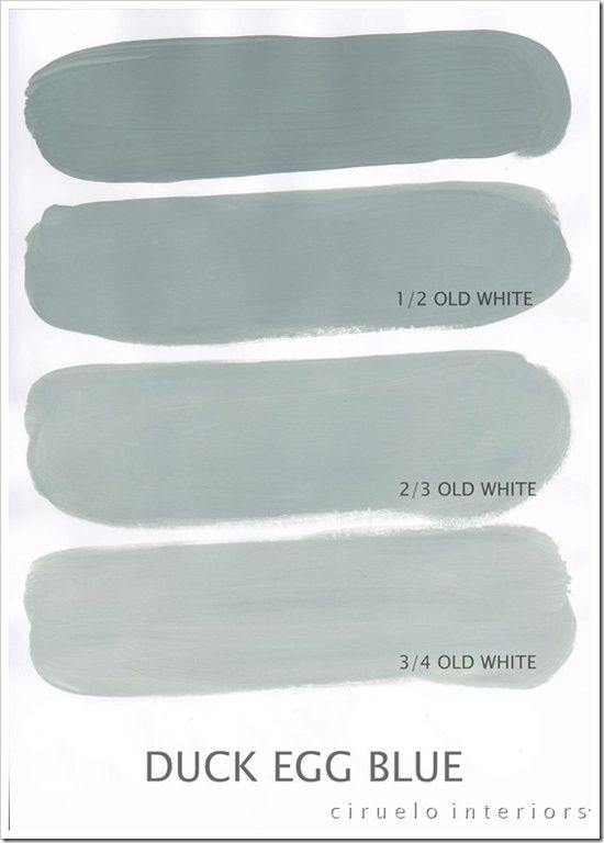 As Duck Egg Blue Chalk Paint Color Inspiration Pinterest