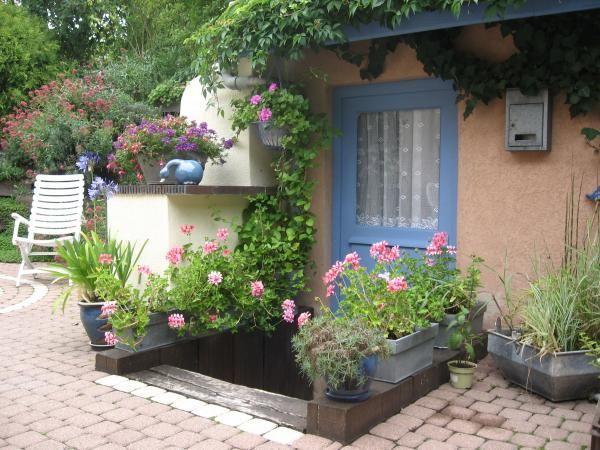 Jardini res de g ranium zonal jardin et terrasse pinterest for Plantes et jardins adresse