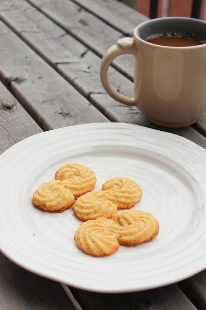 ... polenta cookies with lemon zest | cookies, cookies, cookies