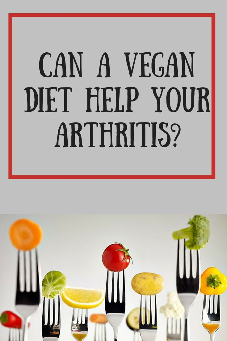 Rheumatoid Arthritis: Can A Vegan Diet Help Treat Symptoms