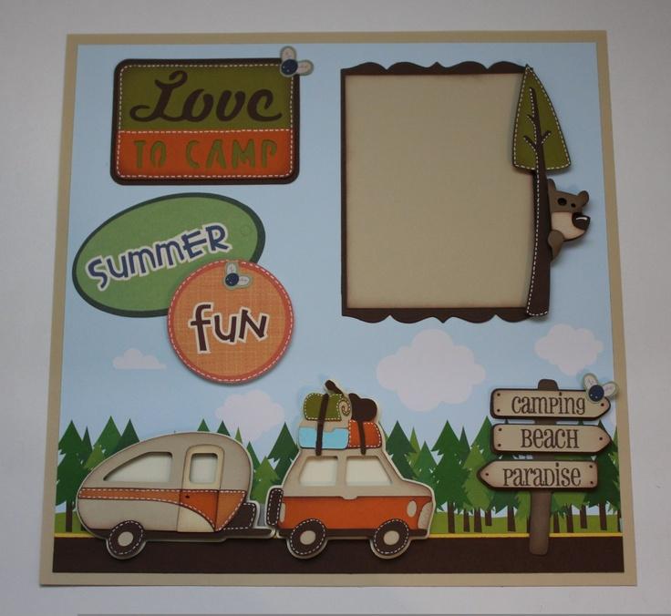 10images about Cricut: Campin Critters on Pinterest Cricut