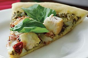 grilled pizza with cheesy corn fresh tomatoes and basil cheesy grilled ...