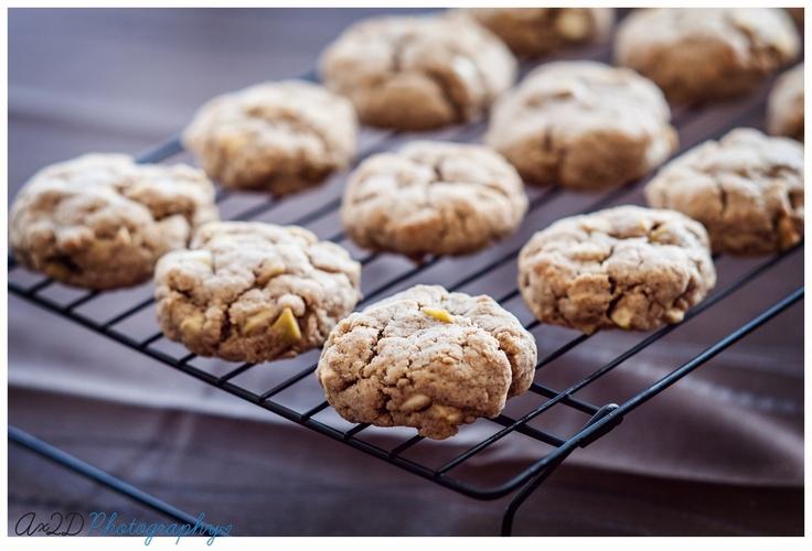 apple peanut butter cookies.. yum | Sweet Treats | Pinterest