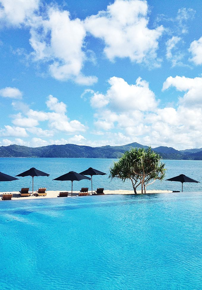 how to get to great barrier reef from hamilton island