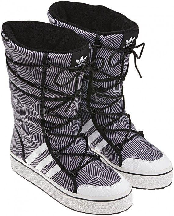 Luxury Adidas By Stella McCartney Nangator Snow Boots