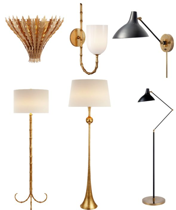 Aerin Lighting Collection