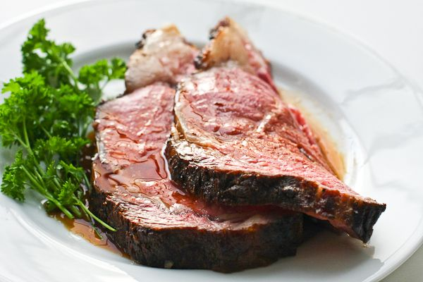 Perfect Prime Rib Roast with Red Wine Jus | Recipe