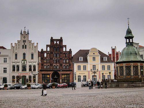 Wismar Germany  city photos : Wismar, Germany | Germany | Pinterest