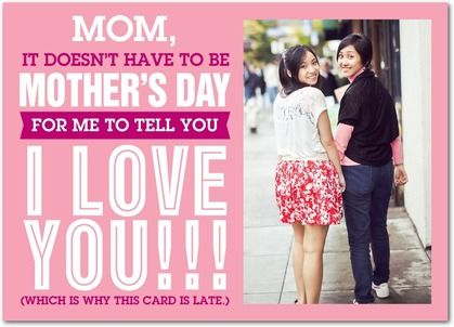 Daily Love - Mother's Day Greeting Cards - Magnolia Press - Princess - Pink : Front