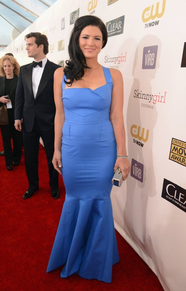 Henry Cavill and Gina Carano - Dating, Gossip, News, Photos