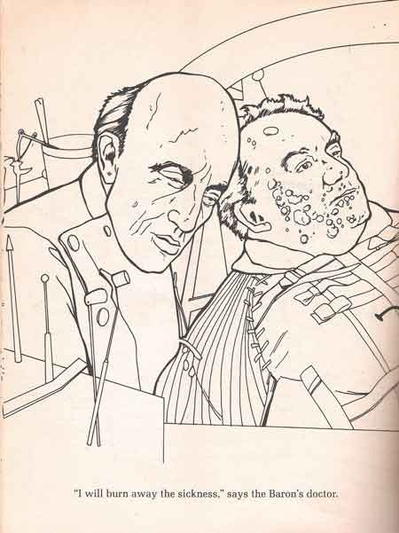 dune coloring book just groovy
