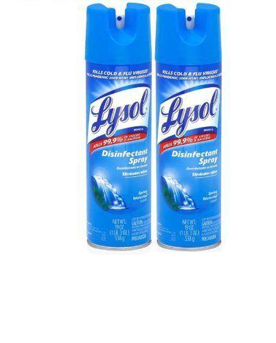 Lysol Baby Room Spray