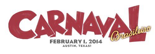 Carnaval Brasileiro 2014 will be Saturday, February 1!