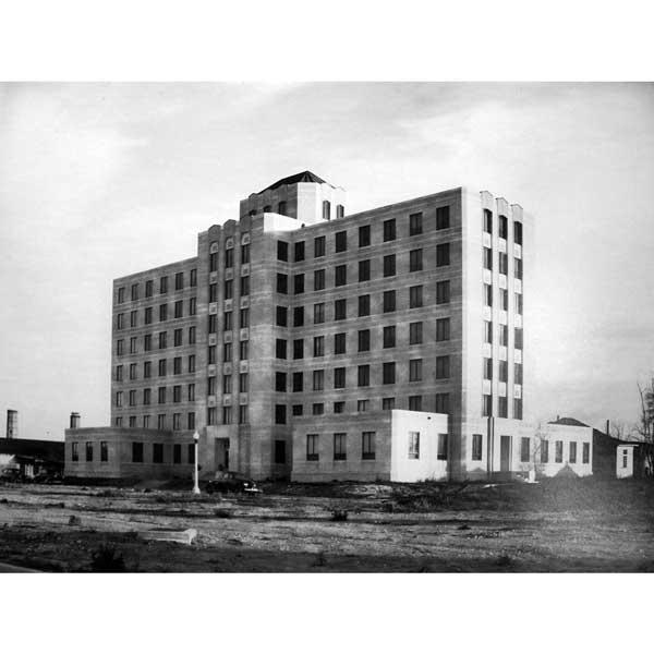jefferson davis hospital location