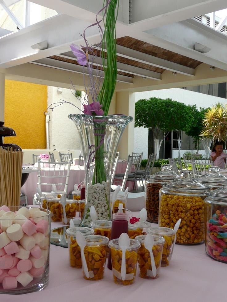 Candy bar primera comunion 1 comuni n jd pinterest - Ideas decoracion bar ...