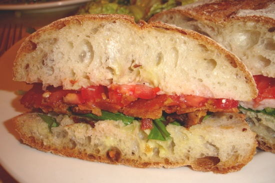 tomato sandwich ino s pancetta lettuce and tomato sandwich recipes ...