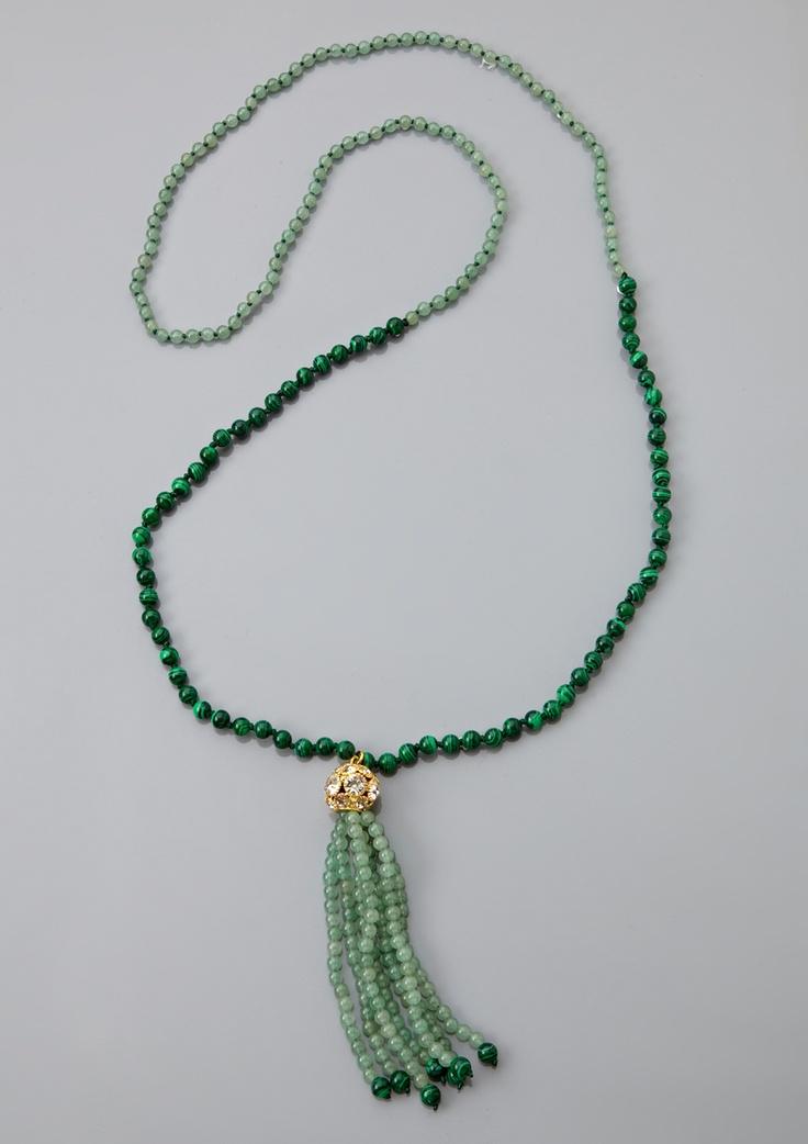Jardin tassel necklace for Jardin necklace