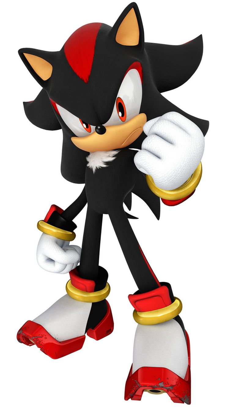 Shadow the hedgehog - Sonic et shadow ...