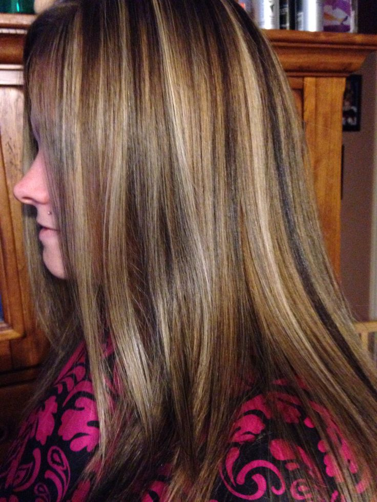 Photos Of Foiled Hair | hairstylegalleries.com