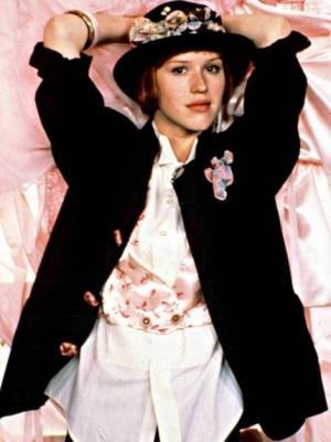 Molly Ringwald Fashion Icon Of The 80 39 S 1980s Trashy Vintage Pinterest