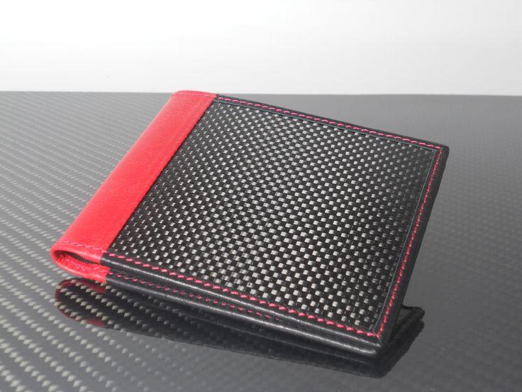 Ducati Leather Wallet