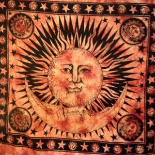 Sun and Moon Tapestry  My Style  Pinterest