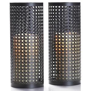 Nate Berkus™ Atlas Set of 2 Lanterns at HSN.com.