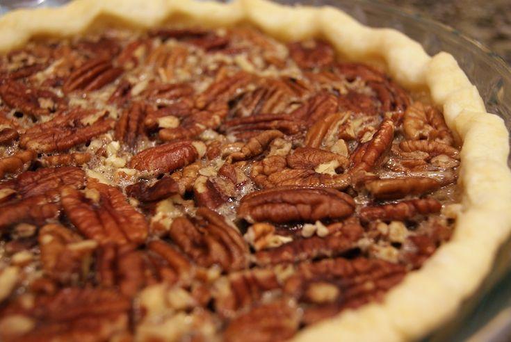Pecan Pie ~X-tremely V   Cakes & Pies   Pinterest