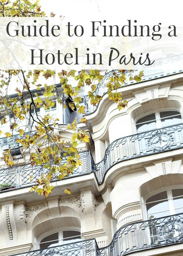 Where to stay in paris Best hotels to stay in paris