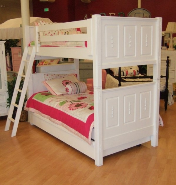 Antique Style Bunk Beds Kid Projects Pinterest