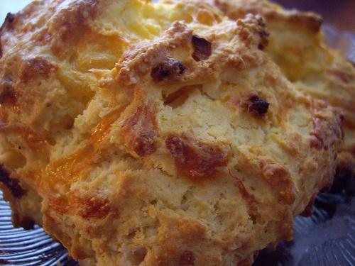 Apple Cheddar Scones | Muffins & Scones | Pinterest