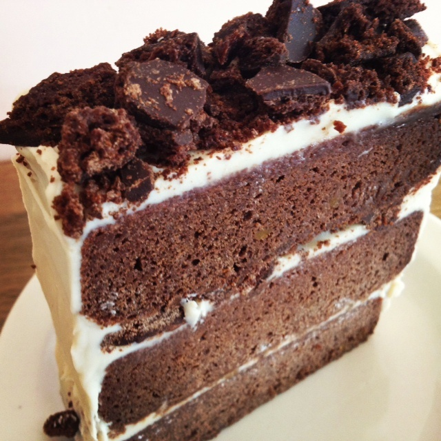 Larchmont's Weekly Special: Chocolate Mint Icebox Cake! So cool and ...