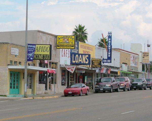Lomita Boulevard Commercial Historic District - Mission, Texas - U.S ...