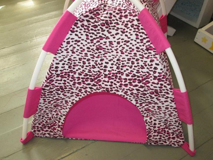 "Doll Tent  for 18""Dolls. $18.00, via Etsy."