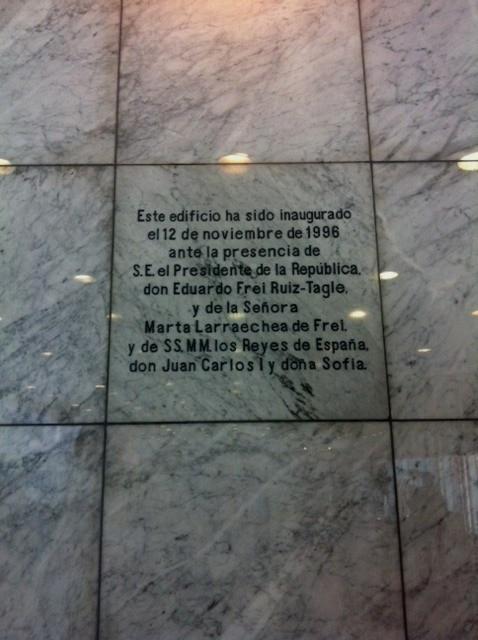 Desde 1996 estamos en Plaza Italia