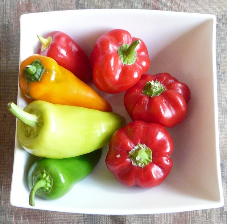 paprika | My Garden | Pinterest