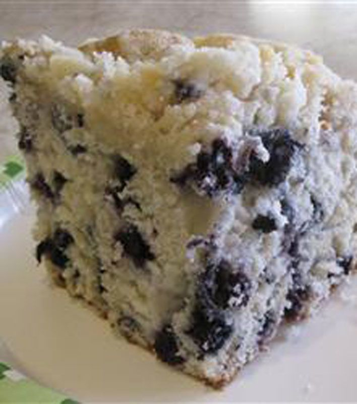 Blueberry Buttermilk Coffeecake. | All things Yummy! | Pinterest