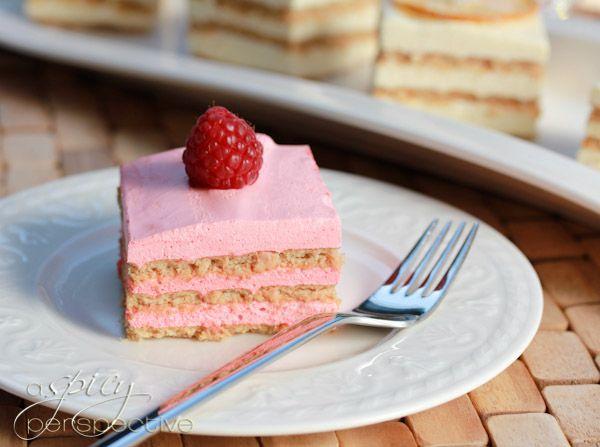 Jello Mousse ~ Jello Cake | Recipe