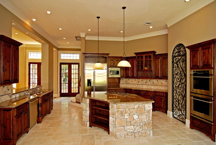 Beautiful Rustic Kitchen Kitchen And Bath Ideas Pinterest