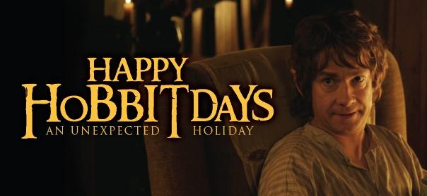 happy hobbit days