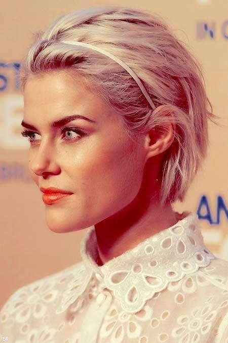 Best Celebrity Short Cuts 2014