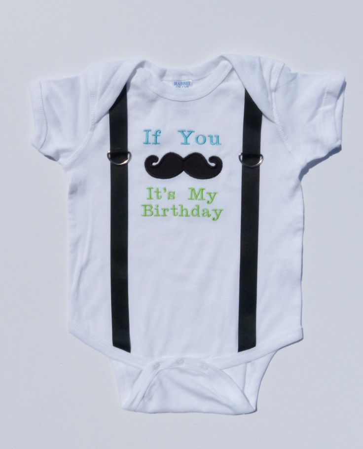 1st Birthday Baby Bodysuits are perfect for Baby! Ultra soft % cotton bodysuits are the perfect gift for newborn birthdays, Mother's Day, baby showers or any occasion.